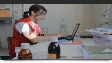 Video del sistema de monitorización de la atención a los refugiados en Grecia